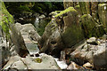 NY1701 : Whillan Beck, Boot, Cumbria by Peter Trimming
