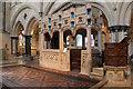SU9007 : St Mary & St Blaize, Boxgrove Priory - Chantry chapel by John Salmon