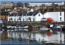 ST5772 : Bristol boats 36 by Anthony O'Neil