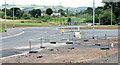 J4272 : The Millmount roundabout, Dundonald (July 2014) by Albert Bridge