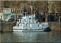 ST5772 : Bristol boats 44 by Anthony O'Neil