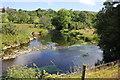 SH5258 : The Afon Gwyrfai by Jeff Buck