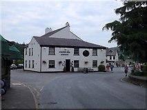 SD3097 : Crown Inn, Coniston by John H Darch