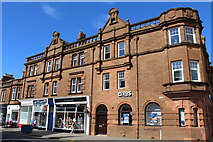NS3230 : Royal Bank of Scotland, Troon by Leslie Barrie