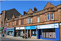 NS3230 : Ayr Street, Troon by Leslie Barrie