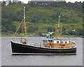 NM9634 : Triton in Loch Etive by The Carlisle Kid