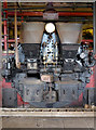 SK2625 : Claymills Victorian Pumping Station - No. 4 boiler by Chris Allen