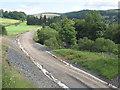 NT4543 : The Borders Railway by M J Richardson