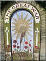 SK2565 : Well Dressing at Rowsley by David Hillas