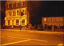 TQ2282 : Houses on Scrubs Lane, College Park by David Howard
