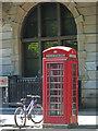 TQ3183 : Telephone box - Upper Street, Islington by Stephen McKay