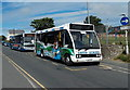SM7525 : Puffin Shuttle bus in St David's by Jaggery