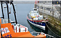 "J5980 : The ""Guy and Clare Hunter"", Donaghadee (July 2014) by Albert Bridge"