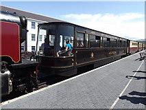 SH5738 : Glaslyn a pullman observation car by Richard Hoare