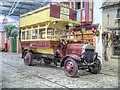 SU6252 : 1919 Thornycroft J at Milestones Museum by David Dixon