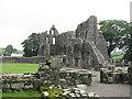 NX7447 : Dundrennan Abbey by M J Richardson