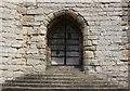 SH4762 : Doorway in Caernarfon Castle by Jeff Buck