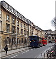 SP5106 : Magdalen Street East buses, Oxford by Jaggery