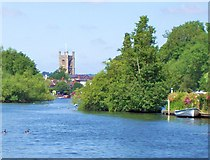 SU7682 : Henley-on-Thames by Len Williams