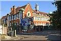 TQ3191 : Sir Thomas More Catholic School, Wood Green by Julian Osley