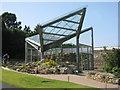 NT2475 : Alpine house at the Royal Botanic Garden Edinburgh by M J Richardson