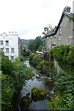 NY3704 : Stock Ghyll by DS Pugh