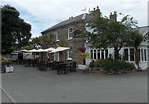 SM7525 : The Grove Hotel, St David's by Jaggery