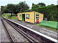 SU6635 : Waiting Room, Medstead and Four Marks Railway Station by David Dixon