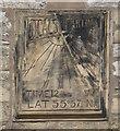 NT3074 : Sundial, Portobello High Street by M J Richardson