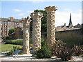 NT3173 : Portobello Community Garden by M J Richardson