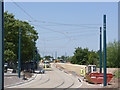 SK5637 : Tramway near Wilford Village by Alan Murray-Rust