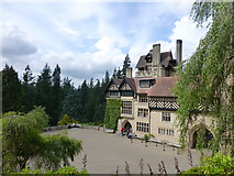 NU0702 : Cragside viewed from path to Crozier Drive by Raymond Knapman