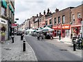 SU4829 : High Street, Winchester by David Dixon