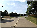 TG1905 : Willowcroft Way, Cringleford by Adrian Cable