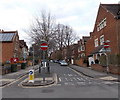 SP5007 : No entry to Polstead Road, Oxford by Jaggery