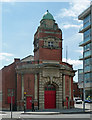 SK5740 : William Booth Memorial Hall, King Edward Street, Nottingham by Stephen Richards