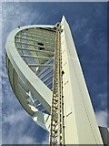 SZ6299 : The Spinnaker Tower, Portsmouth by David Dixon