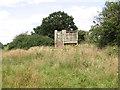 TM0990 : New Buckenham ROC post - Orlit B hut beside the B1113 by Evelyn Simak