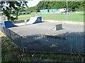 SH7978 : Skate Park, Llandudno Junction by Alex McGregor