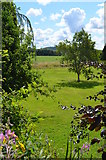 SO5635 : Shipley Gardens, near Holme Lacy by Julian P Guffogg