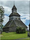 SO3958 : St Mary's Church, Pembridge, Herefordshire by Christine Matthews