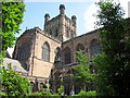 SJ4066 : Chester Cathedral by Jeff Buck