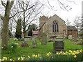 SJ3919 : St Andrews, Great Ness by Richard Webb