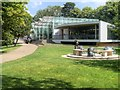 SP3265 : The Restaurant in the Park , Jephson Gardens by David Dixon