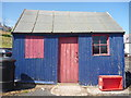 NT9167 : Coastal Berwickshire : In The Land Of Blue And Pink by Richard West