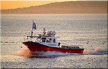 J5082 : The 'Ocean Crest' off Bangor by Rossographer
