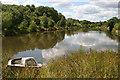 NS7471 : Main Loch by Anne Burgess