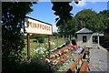 SH5938 : Minffordd railway station by Graham Hogg