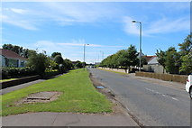 NS3218 : Dunure Road, Doonfoot by Billy McCrorie