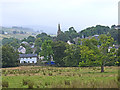 NY7146 : A prospect of Alston by Oliver Dixon